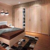 Oppein Euro Fashion Sliding Wood Bedroom Wardrobe (OP-YG11135)
