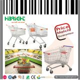Shopping Mall Metal Trolleys for Customer