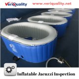 Inflatable Jacuzzi Inspection Service /QC Control /Factory Audit