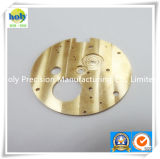 Custom Brass Sheet Metal Fabrication with ISO Factory