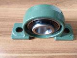 "Ucp204-12 Pillow Block Mounted Bearing, 2 Bolt, 3/4"" Inside Diameter, Set Screw Lock, Cast Iron, Inch"