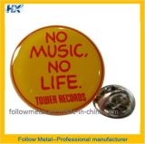 Custom Lapel Pin with Printing and Epoxy. Promotion Gift