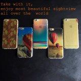 High Quality Custom Design Full Wrapped Clear PC Mobile/Cell Phone Case for iPhone/Samsung/Huawei/Sony/LG/Xiaomi/Asus