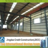 Easy Install Low Cost Prefabricated Light Steel Building