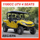 EEC/EPA 1100cc 4X4 UTV with 4 Seats (MC-172)