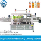 Automatic Two Labels Round Bottle Front Back Labeling Machine