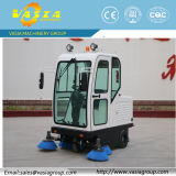 Fully Closed Smart Sweeper Machine