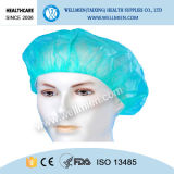 Disposable Nonwoven Bouffant Cap Surgical Healthcare Products