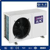 CE, AS/NZS60335 Australia, New Zealand Ceritificate 220V, 250L, 3kw, 5kw, 7kw, 9kw, Max60deg. C, Cop4.2 Tankless Heat Pump Water Heater