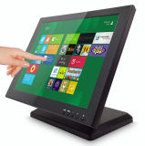 15 Inch Touch Screen Monitor for POS Market, etc
