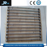 Food Grade Spiral Mesh Belt Conveyor for Oven