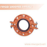 Grooved Fitting Adjustable Flange