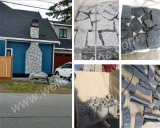 Natural Stone Granite Cladding and Veneer Product for Wall Cladding