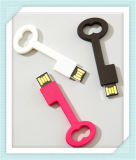 Heart Shape Key USB flash Pendrive with Free Sample (EP042)
