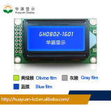 LED Backlight 1 Row 4 Characters 40pin 7-Segment LCD Display