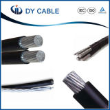High Quality PVC/XLPE Overhead Power Aluminum Conductor Aerial Bundle Cable