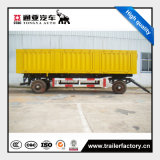 China Manufacturer Best Selling Box Full Trailer for Sale
