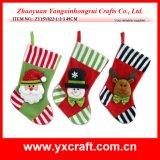 Christmas Decoration (ZY15Y022-1-2-3) Christmas Shop Big Mall Christmas Supply