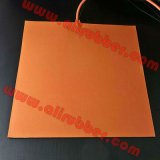 12V DC 50W 276*1275*1.5mm Electric Vehicles Silicone Rubber Heater