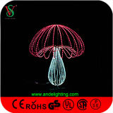 Mushroom Light Amusement Park Christmas Decoration