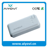 Hot Seller a+ Grade Quality Mini Portable Power Bank with LED 5200mAh