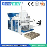 Qmy12-15 Mobile Concrete Laying Block Making Machine