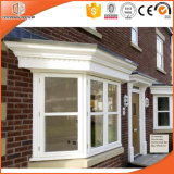 Solid Wood Clad Thermal Break Aluminum Bay & Bow Window, High  Thermal  Values  and  Low  U  Value Energy-Saving Window