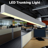 Trunking System LED Linear Light, Seamless Connection No Dark Rail Light