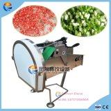 Economical Canteen Electric Automatic Onion Leek Okra Chili Pepper Banana Scallion Cutter