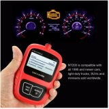 Original Foxwell Nt200 OBD2 Eobd Scan Tool Read Clear Codes Datastream Freeze Data Im Readiness Code Scanner