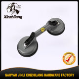 Two Cups Aluminum Vacuum Glass Suction Cups Glass Lifting Tools