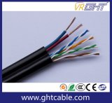 Cat5e 2 Power Cable Siamese Cable UTP Cable