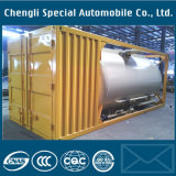 20feet Carbon Steel ISO LPG Container Tank