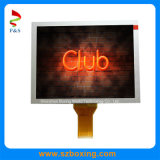 8.0-Inch IPS 1024 (RGB) X768p LCD Display with Wide View Angle and Quick Response