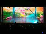 P20 Full Color LED Stage Curtain Display for Staging Background
