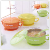 High Quality Water Injection Thermal Stainless Steel Baby Suction Bowl