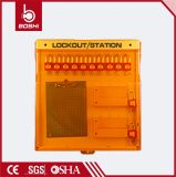 Bd-B210W Safety Lockout Station Without Mask