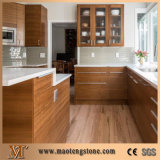 Best Quality Artificial Quartz Stone Pure White Eased Polished Kitchen Work Tops