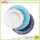 USA Bumpy Design Melamine Plates