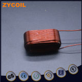 Bobbinless Electrical Motor Coil with Class H Copper Wire