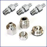 Custom CNC Stainless Steel Turned Precision CNC Machinery Parts