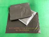 HDPE Rolled Flat Plastic Bag Black Garbage Bag