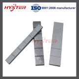 White Iron Wafter Strips Domite Wafer Bars for Bucket Protection
