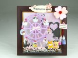 Hot China Products Wholesale Quality Kids Wooden Photo Frame Toy