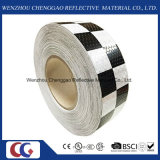 Vehicle Conspicuity Grid PVC Reflective Tape with Crystal Lattice (C3500-G)