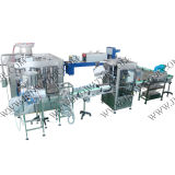 Automatic Complete Water Bottling Line
