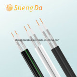 Siamese Rg Series Coaxial Cable of RG6/Rg11