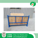 Collapsible Stacking Frame for Warehouse Storage with Ce Approval