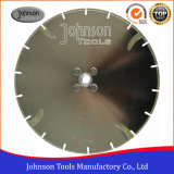 105-300mm Segmented Electroplated Diamond Saw Blades with Turbo Protection Teeth for Marble and Granite Cutting