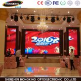 Indoor High Energy-Conversion P4 LED Screen